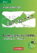 À plus !, Nouvelle édition, Band 2, Dix ânes dans les Cévennes, Lektüre