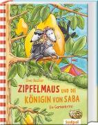 Zipfelmaus und die Königin von Saba - Ein Gartenkrimi