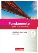 Fundamente der Mathematik, Nordrhein-Westfalen, 9. Schuljahr, Schülerbuch