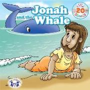 Jonah and the Whale Padded Board Book & CD