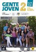 Gente joven 2 Libro del alumno nueva ed. (incl. CD)