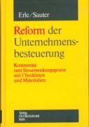 Reform der Unternehmensbesteuerung