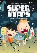 Supernyaps 1. La invasió misteriosa