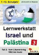 Lernwerkstatt Israel und Palästina 3