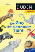 Duden Leseprofi – Der Zoo der sprechenden Tiere, 1. Klasse