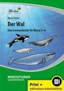 Der Wal. Grundschule, Sachunterricht, Klasse 3-4