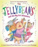 Jellybeans & Big Art Adventure