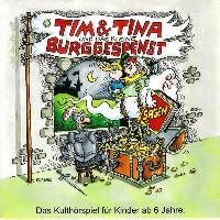 Tim & Tina und das kleine Burggespenst