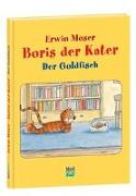 Boris der Kater. Der Goldfisch