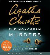 The Monogram Murders Low Price CD