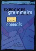 Exercices de grammaire en contexte. Niveau débutant / Corrigés - Lösungsheft