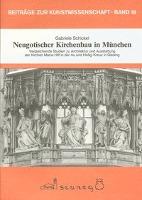 Neugotischer Kirchenbau in München