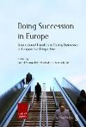 Doing Succession in Europe
