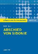 Abschied von Sidonie von Erich Hackl. Königs Erläuterungen Spezial