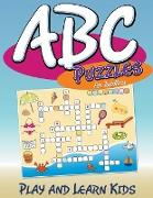 ABC Puzzles For Toddlers