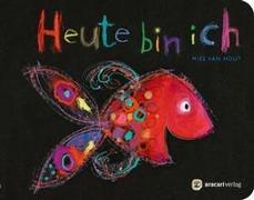 """Pappbuch """"Heute bin ich"""""""