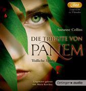Die Tribute von Panem 01: Tödliche Spiele (2 MP3 CDs)