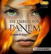 Die Tribute von Panem 3. Flammender Zorn (2 MP3 CDs)