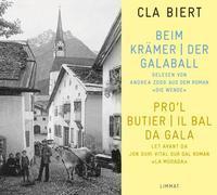 Beim Krämer. Der Galaball / Pro'l butier. Il bal da gala