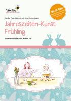 Jahreszeiten-Kunst: Frühling (Set)