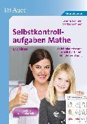 Selbstkontrollaufgaben Mathe für die 1.-2. Klasse