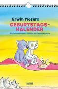 Erwin Mosers Geburtstagskalender