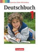Deutschbuch Gymnasium 1. 5. Schuljahr. Schülerbuch. BW