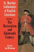 St. Martin's Anthologies of English Literature