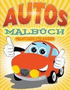 Autos Malbüch: Malbu&#776,cher Fu&#776,r Kinder