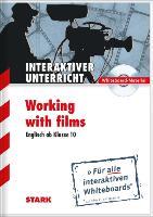 "Whiteboard-Anwendung Englisch Gymnasium ""Working with Films"" CD-ROM"