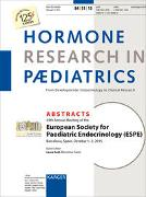 European Society for Paediatric Endocrinology (ESPE)