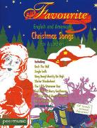 Favourite English and American Christmas Songs for Accordion