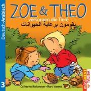 ZOE & THEO versorgen die Tiere (Deutsch-Arabisch)