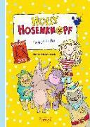 Holly Hosenknopf. Herbert in Not