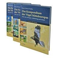 Das Kompendium der Vögel Miteleuropas. 3 Bände