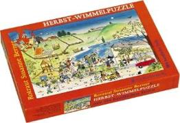 Wimmel-Puzzle Herbst