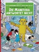 Die Abenteuer von Jo, Jette und Jocko 01: Die Manitoba antwortet nicht