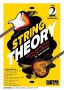 Guitar World -- String Theory: Applying Jazz Harmony to Rock Lead Guitar, DVD