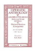 Operatic Anthology - Volume 1: Soprano and Piano