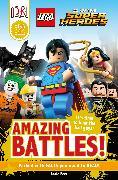 DK Readers L2: LEGO® DC Comics Super Heroes: Amazing Battles!