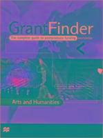 Grantfinder: The Complete Guide to Postgraduate Funding - Arts and Humanities