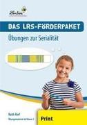 Das LRS-Förderpaket  Übungen zur Serialität (PR)