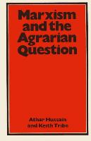 Marxism and the Agrarian Question