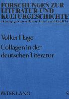 Collagen in der deutschen Literatur
