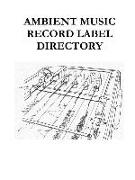 Ambient Music Record Label Directory