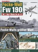Focke-Wulf Fw 190 01. Vom V-Muster bis zur A-3