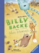 Billy Backe, Band 2: Billy Backe und Mini Murmel