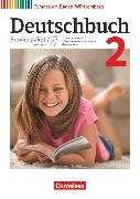 Deutschbuch Gymnasium 2. 6. Schuljahr. Bildungsplan 2016. Servicepaket mit CD-ROM. BW