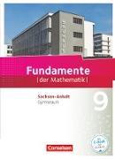 Fundamente der Mathematik, Sachsen-Anhalt, 9. Schuljahr, Schülerbuch
