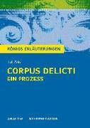 Corpus Delicti: Ein Prozess von Juli Zeh